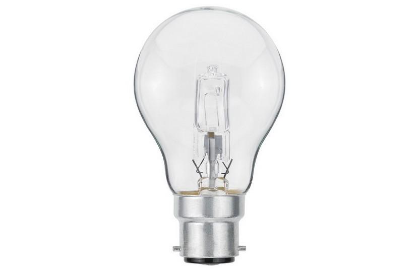 Paulmann Halogenová žárovka B22d čirá