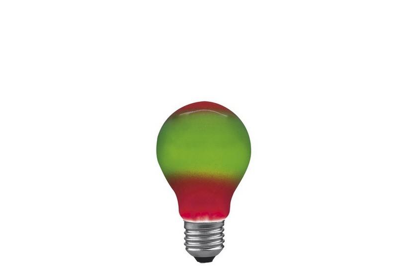 Paulmann Standardní žárovka E27 Multicolor