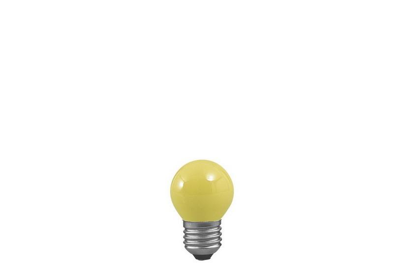 Paulmann Kapková žárovka E27 25W Gelb