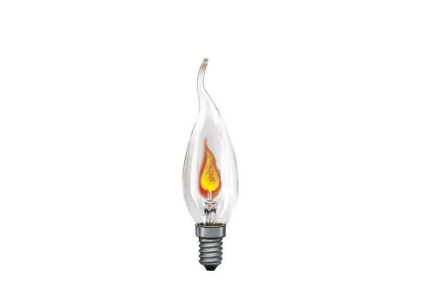 Paulmann Svíčková žárovka E14 3 W čirá