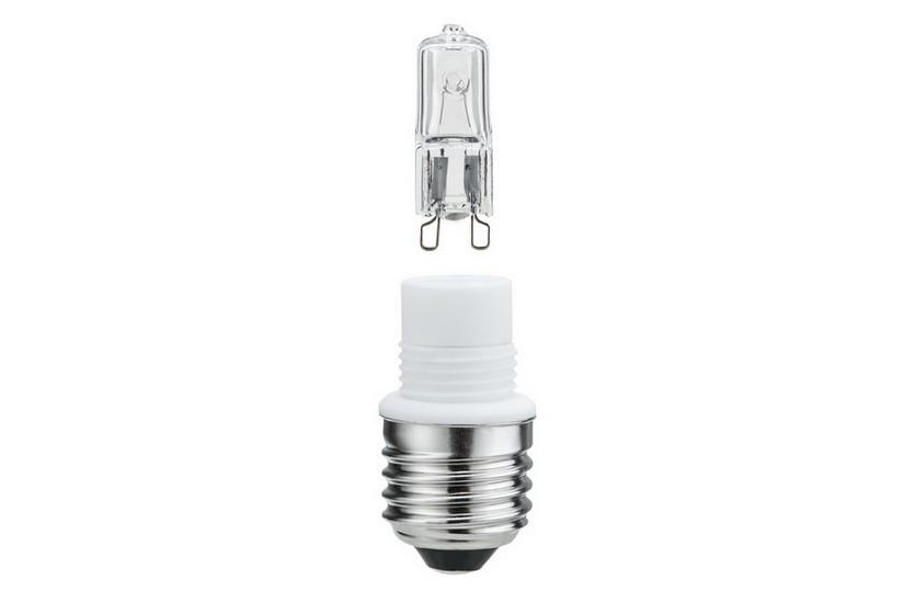 Paulmann Halogenová žárovka E27 70 W čirá
