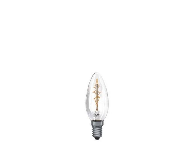 Paulmann Standardní žárovka E14 čirá