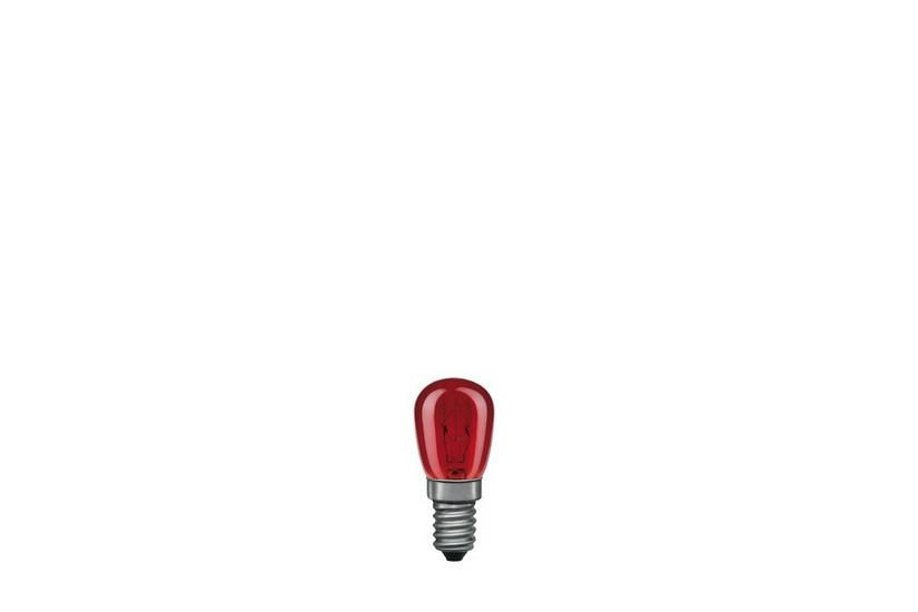Paulmann Speciální žárovka E14 15 W červená