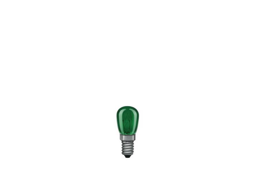 Paulmann Speciální žárovka E14 zelená