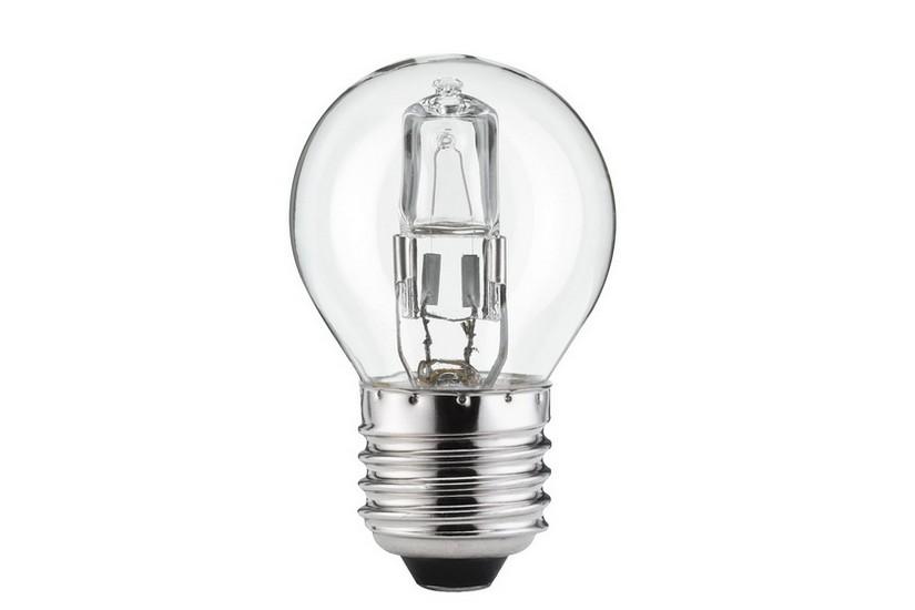 Paulmann Halogenová žárovka E27 >=90Ra čirá