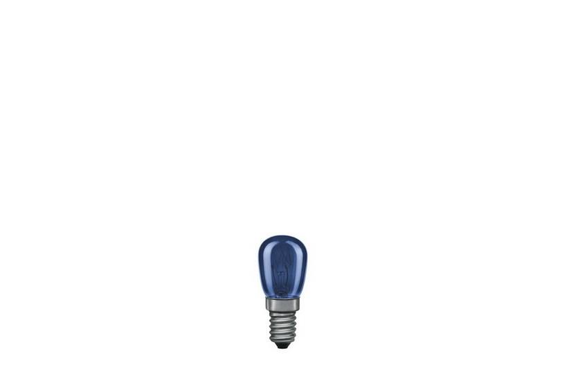 Paulmann Speciální žárovka E14 15 W TV - modrá