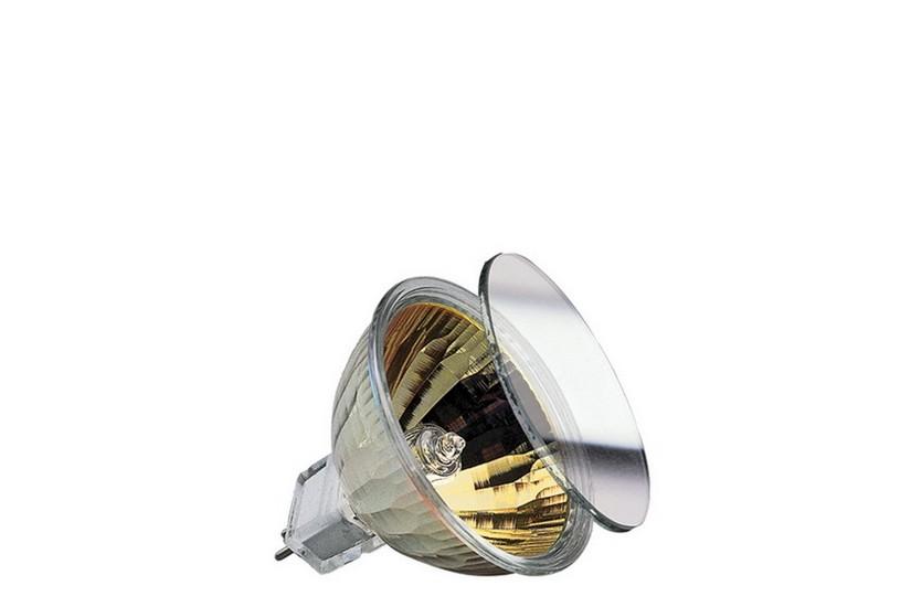 Paulmann Halogenová žárovka GU5,3 20 W zlatá