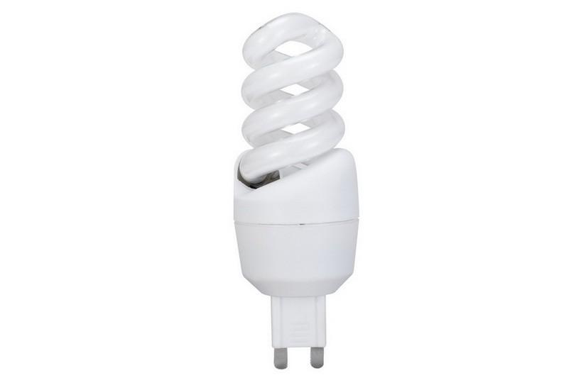 Paulmann Úsporná žárovka G9 827 teplá bílá