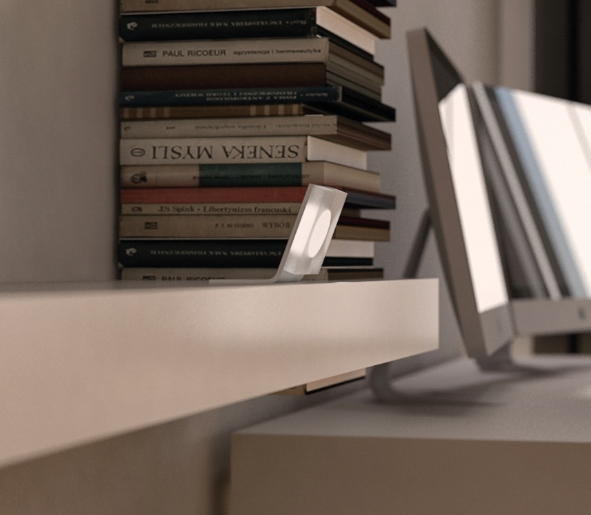 PANLUX BL0804/S CRYSTALL kuchyňské svítidlo nejen do ložnice