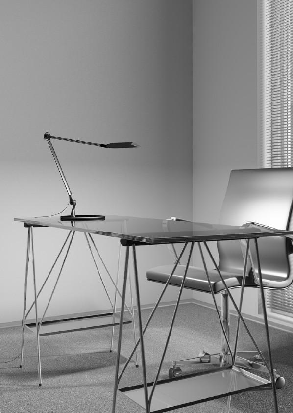 PANLUX PN23200001 LARA pracovní lampička nejen do kanceláře