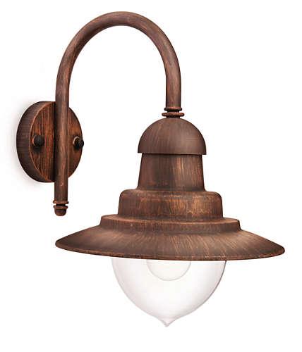 Massive Philips 01652/06/16 Raindrop Venkovní svítidlo nástěnné + 3 roky záruka ZDARMA!