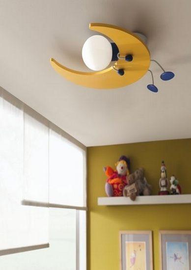 PHILIPS 302685516 LUNARDO dětské svítidlodo dětského pokoje
