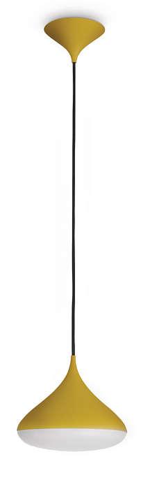 Massive Philips 40759/53/16 Ecomoods Lustr, závěsné svítidlo + 3 roky záruka ZDARMA!