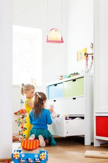 PHILIPS 410703516 Buddy Swing dětský lustrdo dětského pokoje