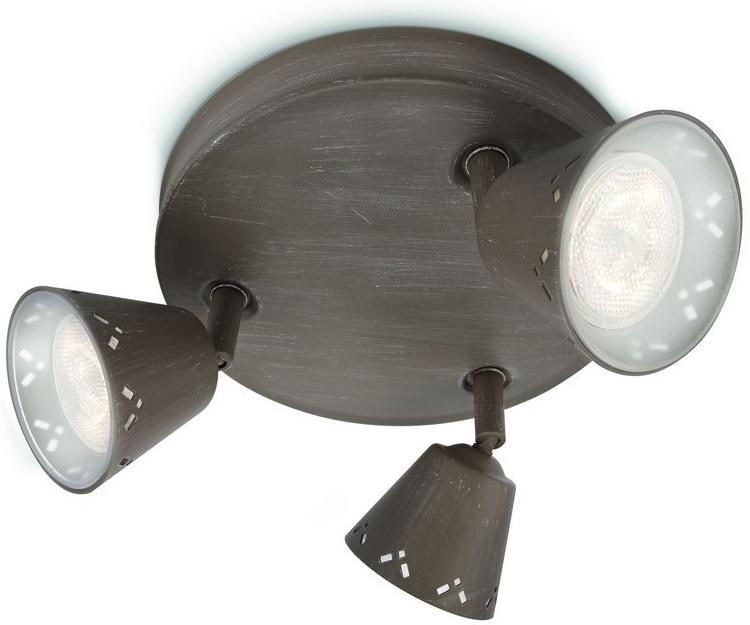 Massive Philips 53259/26/16 IDYLLIC Přisazené bodové svítidlo + 3 roky záruka ZDARMA!