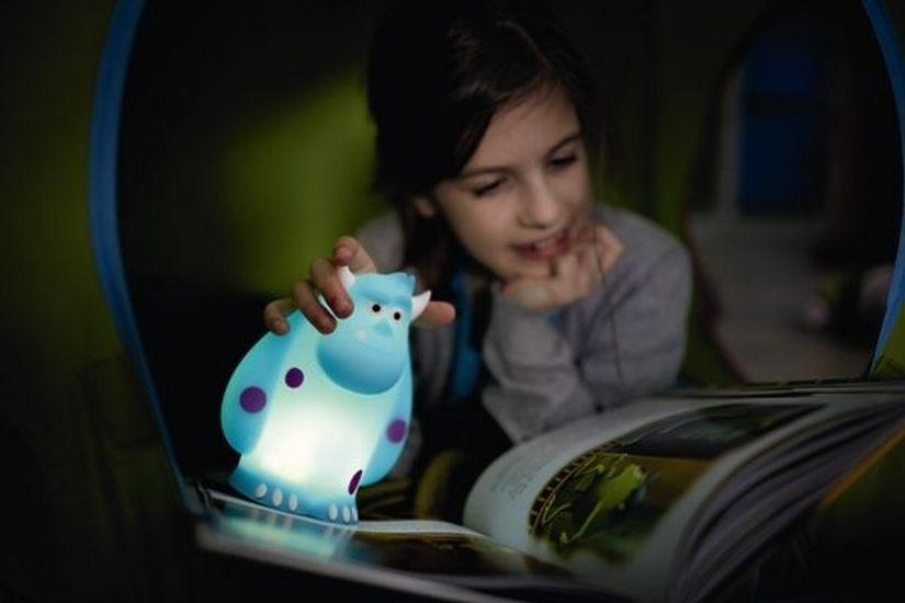 PHILIPS 717058316 SoftPal Sulley dětská lampičkado dětského pokoje