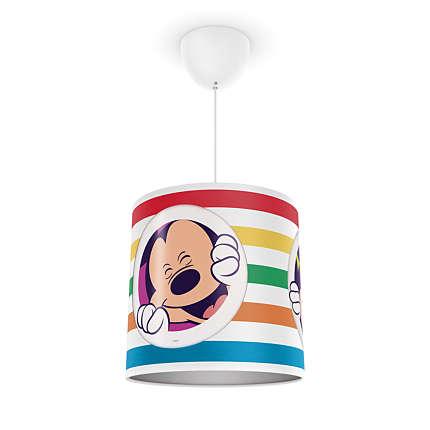 PHILIPS PH717523016 Mickey Mouse Dětský lustr + 3 roky záruka ZDARMA!