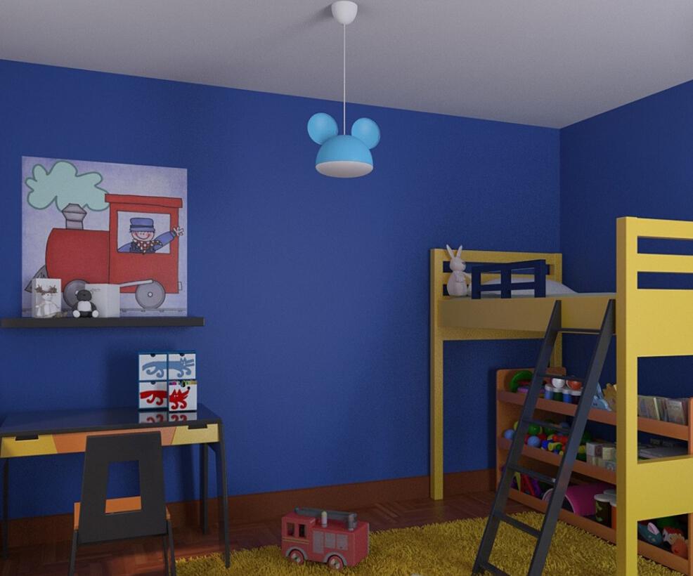 PHILIPS 717583016 Mickey Mouse dětský lustrdo dětského pokoje
