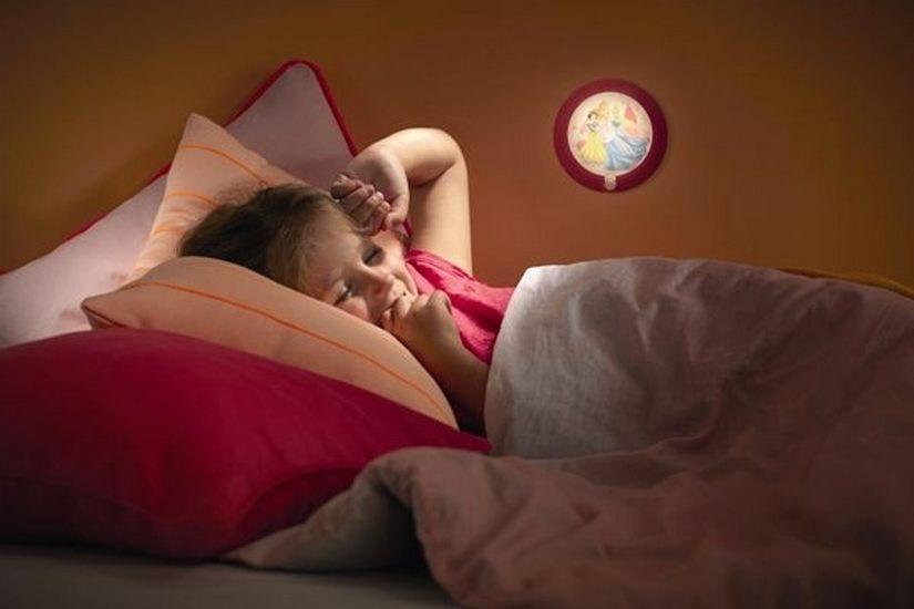 PHILIPS 717652816 DIS Night dětské svítidlodo dětského pokoje
