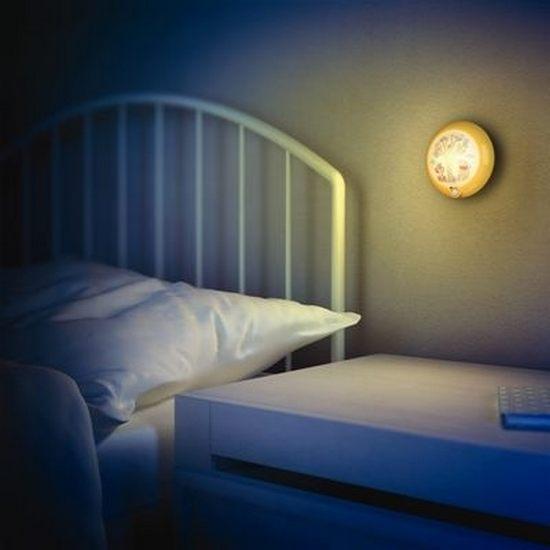 PHILIPS 717653416 DIS Night dětské svítidlodo dětského pokoje