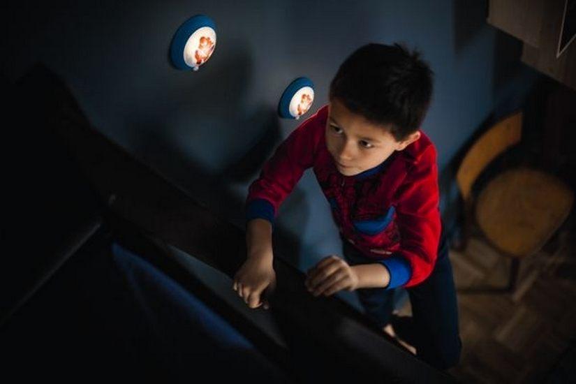 PHILIPS 717654016 DIS Night dětské svítidlodo dětského pokoje