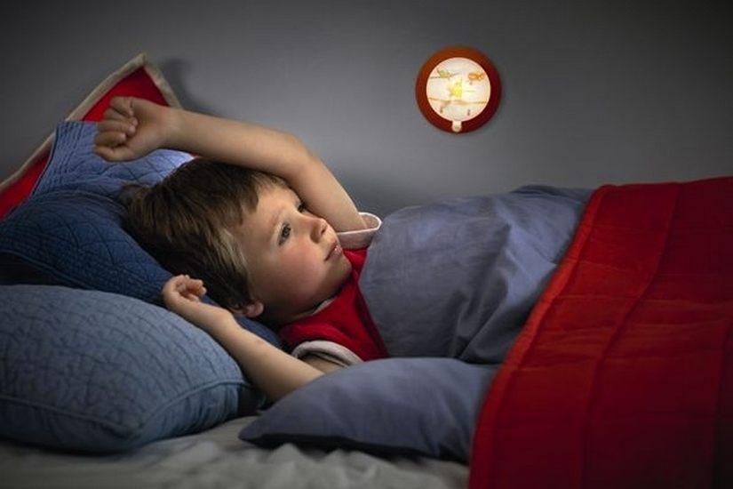 PHILIPS 717655316 DIS Night dětské svítidlodo dětského pokoje