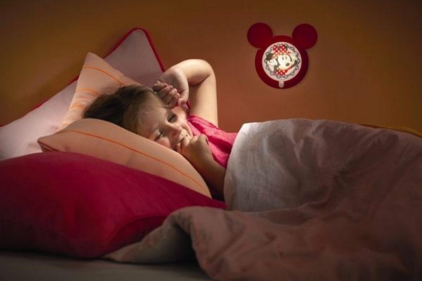 PHILIPS 717663116 DIS Night dětské svítidlodo dětského pokoje