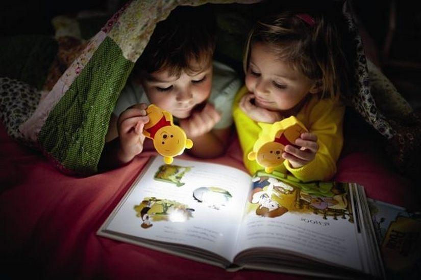PHILIPS 717673416 DIS Torch dětská lampičkado dětského pokoje