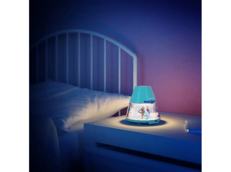PHILIPS 717690816 Disney Frozen dětská lampičkado dětského pokoje