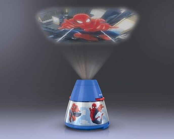 PHILIPS 717694016 DIS Projector dětská lampičkado dětského pokoje