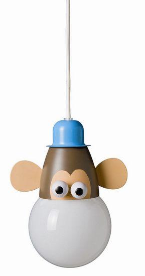 Massive Philips 40591/55/16 MONKEY Dětské svítidlo + 3 roky záruka ZDARMA!