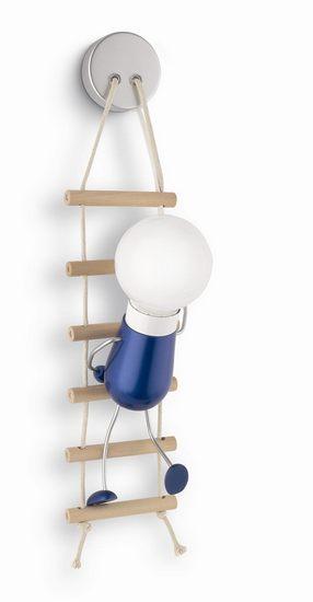 PHILIPS PH455025516 Climbo Dětské svítidlo + 3 roky záruka ZDARMA!