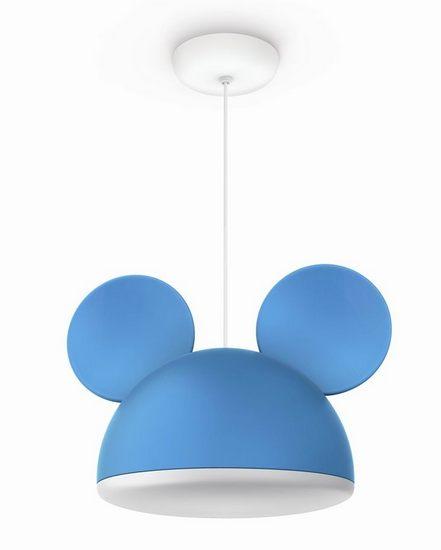 Massive Philips 71758/30/16 Mickey Mouse Dětské svítidlo + 3 roky záruka ZDARMA!