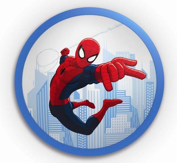 PHILIPS PH717604016 Ceiling Spiderman Dětské svítidlo + 3 roky záruka ZDARMA!