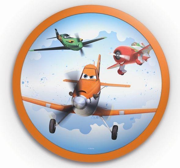 PHILIPS PH717605316 Planes Dětské svítidlo + 3 roky záruka ZDARMA!