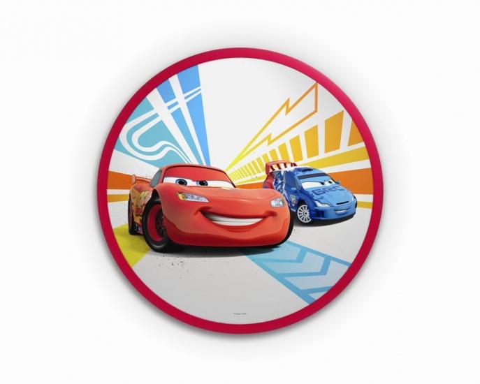 PHILIPS PH717613216 Cars Dětské svítidlo + 3 roky záruka ZDARMA!