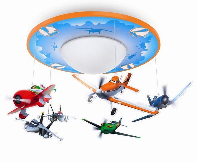 PHILIPS PH717625316 Planes Dětské svítidlo + 3 roky záruka ZDARMA!