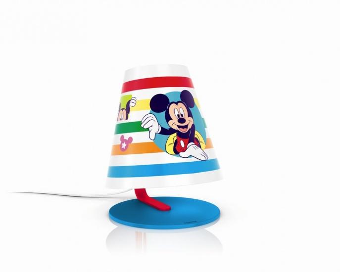 PHILIPS 717643016 Mickey Mouse dětská lampička + 3 roky záruka ZDARMA!