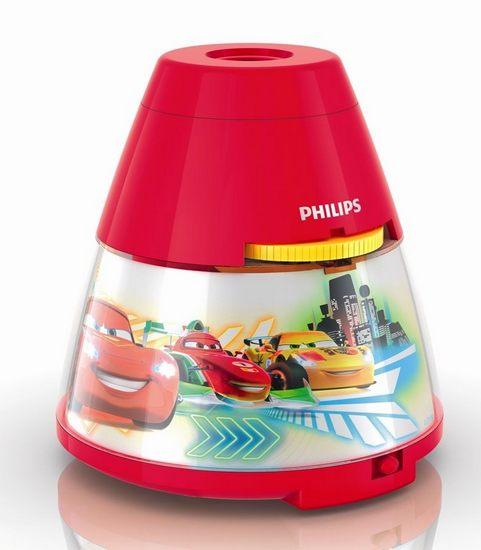 Massive Philips 71769/32/16 DIS Projector Dětské svítidlo + 3 roky záruka ZDARMA!
