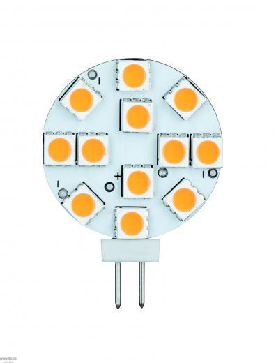 PAULMANN P 28275 led žárovka G4 2,5W 80-89 Ra