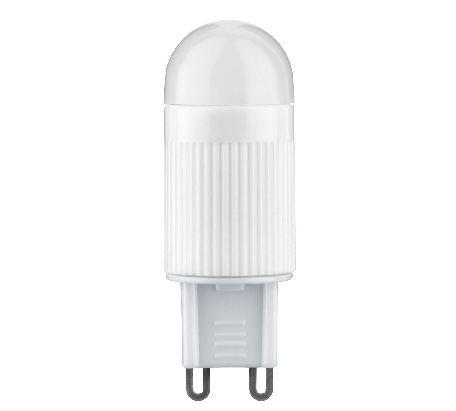 PAULMANN P 28290 LED žárovka G9 2x2,4W 80-89 Ra opál