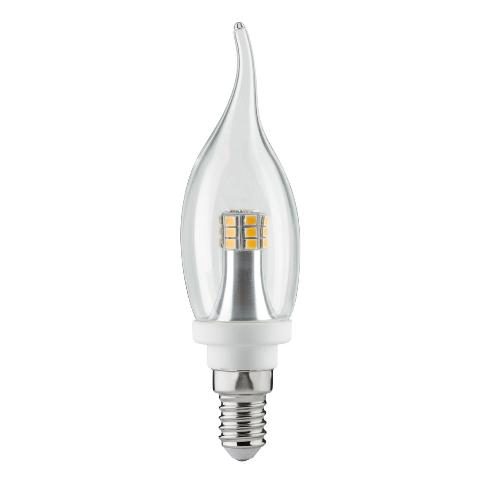 PAULMANN P 28306 LED žárovka E14 4W 80-89 Ra čirá