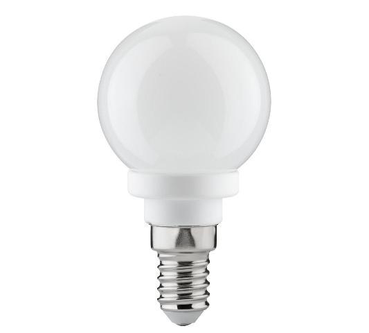PAULMANN P 28311 LED žárovka E14 4W 80-89 Ra opál