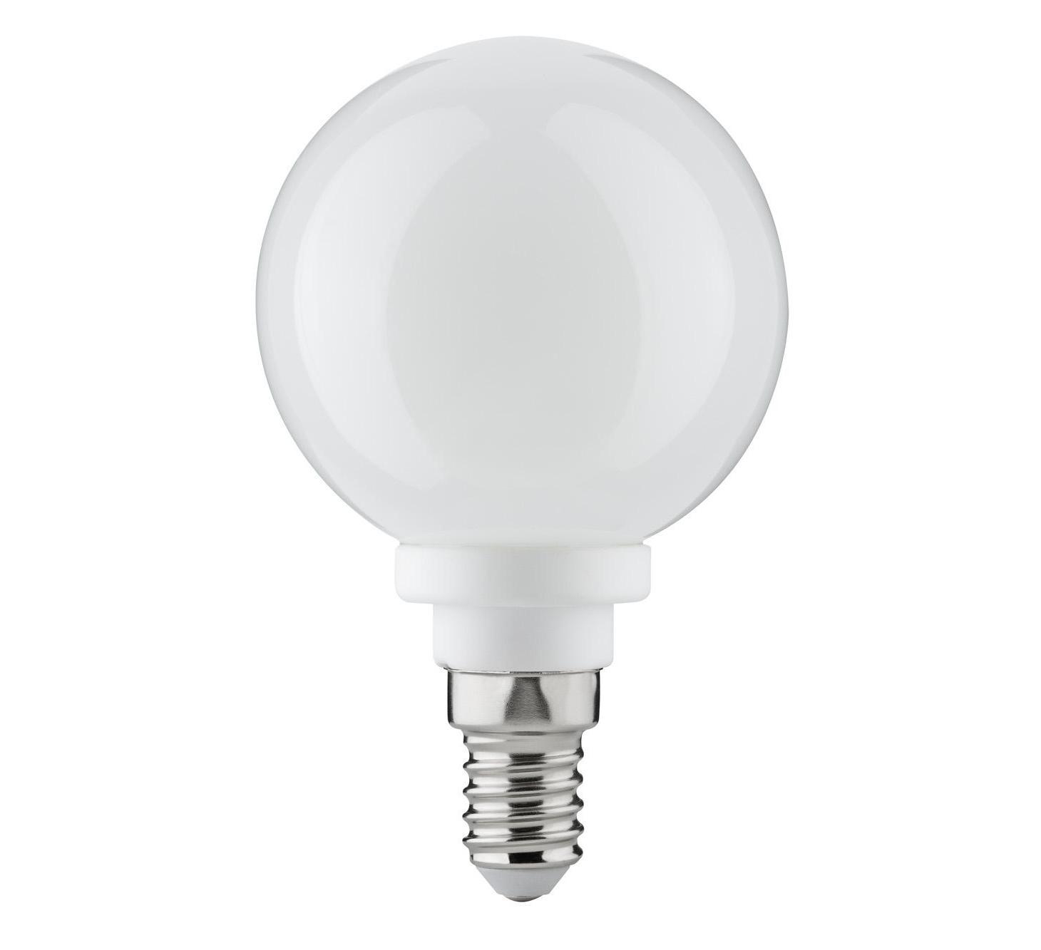 PAULMANN P 28314 LED žárovka E14 4W 80-89 Ra opál