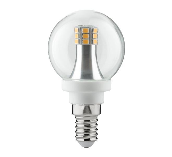 PAULMANN P 28316 LED žárovka E14 4W 80-89 Ra čirá