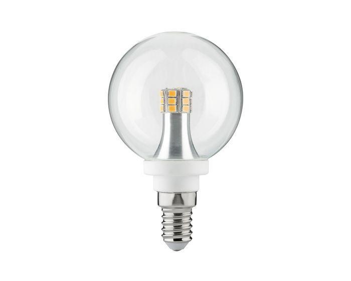 PAULMANN P 28319 LED žárovka E14 4W 80-89 Ra čirá