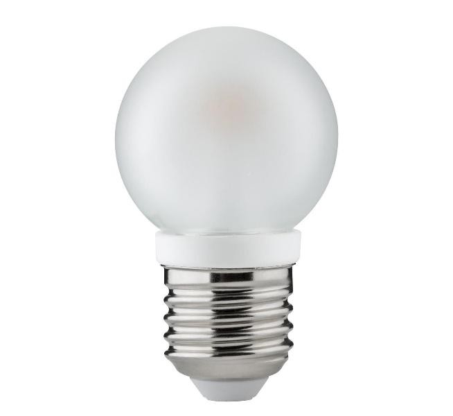 PAULMANN P 28322 LED žárovka E27 4W 80-89 Ra satin