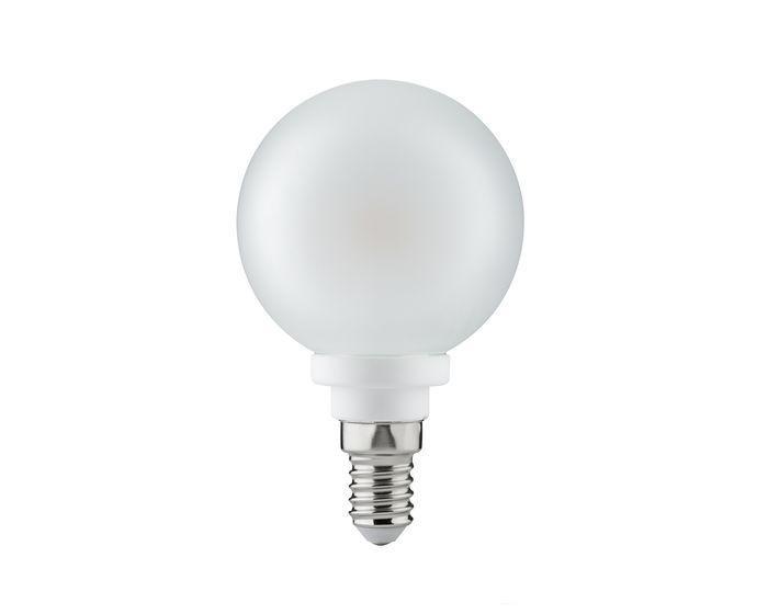 PAULMANN P 28324 LED žárovka E14 4W 80-89 Ra satin