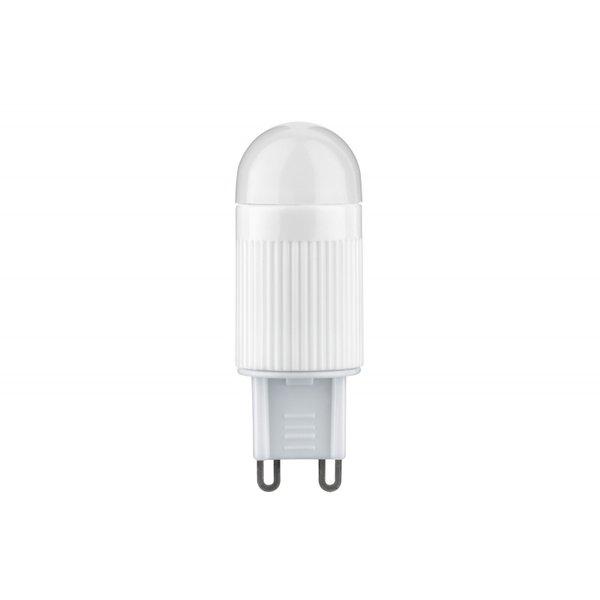 PAULMANN P 28343 LED žárovka G9 2,4W 80-89 Ra opál