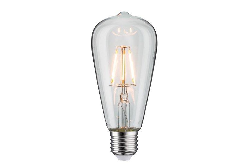 PAULMANN P 28392 LED žárovka E27 4W > 80 Ra čirá